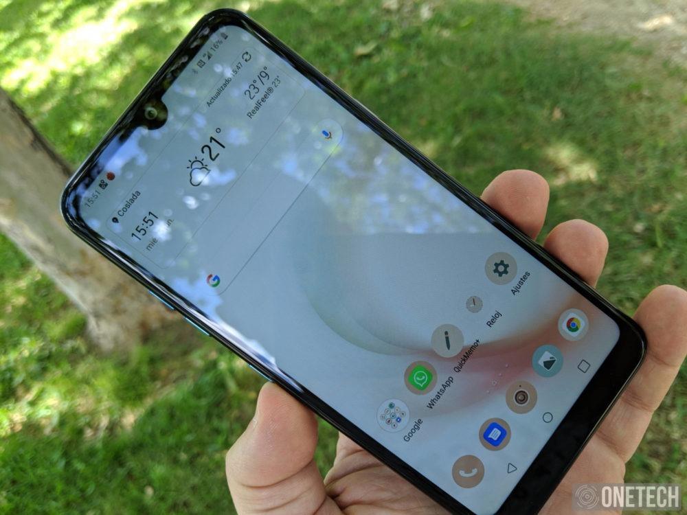 LG Q60, analizamos este intento por ganarse la gama media 11