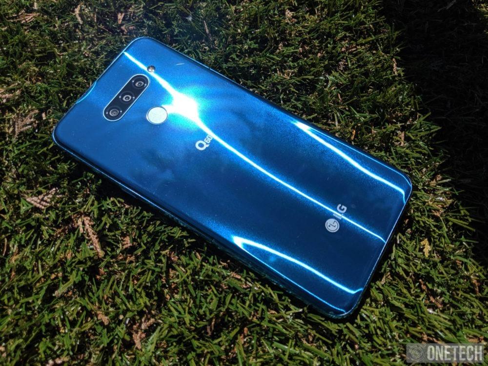 LG Q60, analizamos este intento por ganarse la gama media 9
