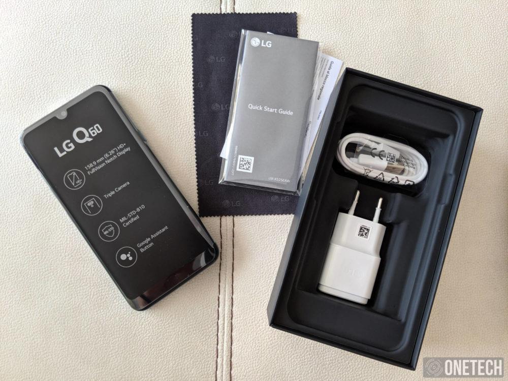 LG Q60, analizamos este intento por ganarse la gama media 14