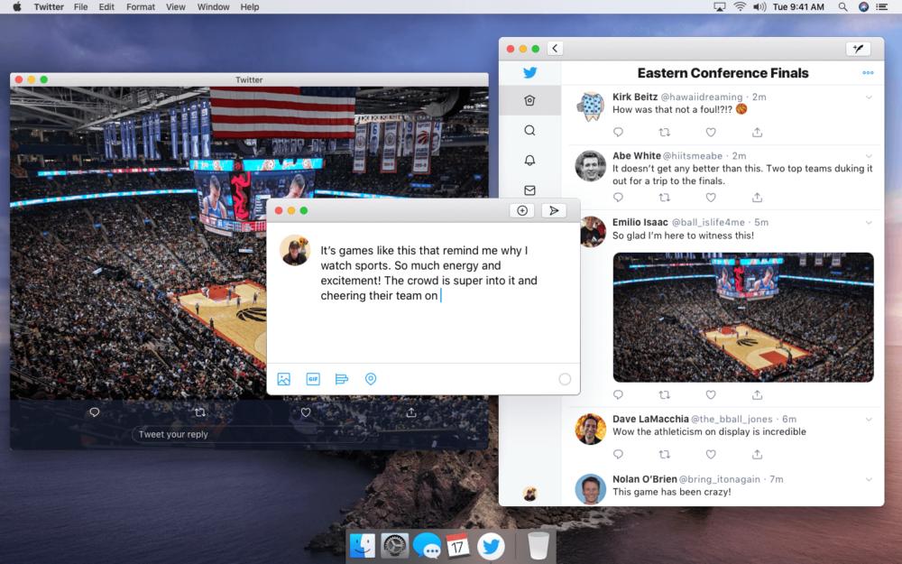 Twitter regresa a Mac