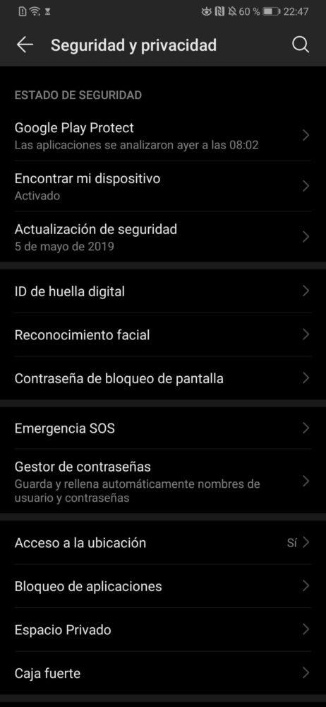 Huawei P30, análisis de un móvil impecable en diseño y con una triple cámara de mucho nivel 11