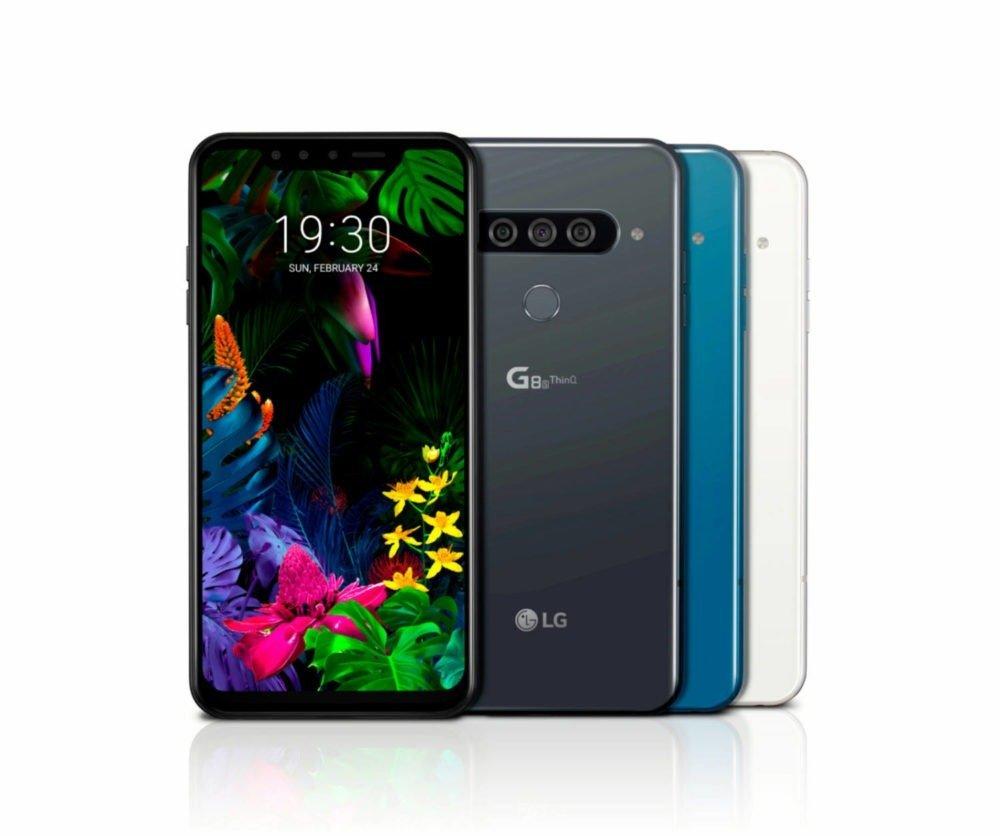 LG G8s Smart Green