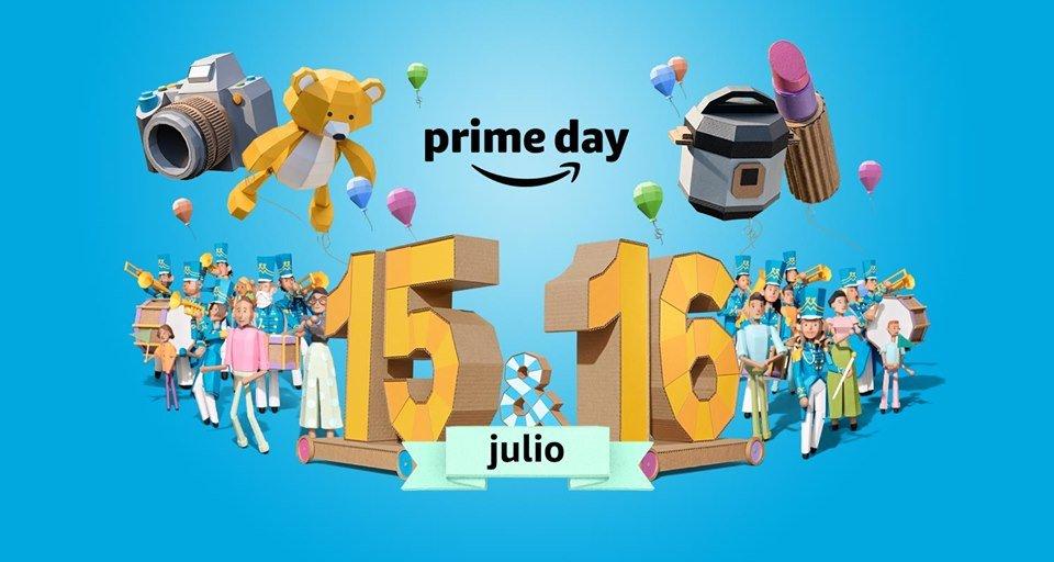 Amazon Prime Day: No te pierdas las ofertas del 15 de Julio 1