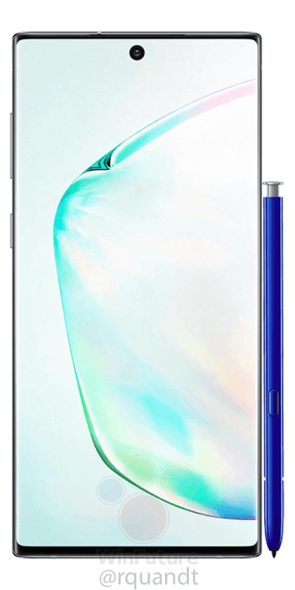 Samsung Galaxy Note 10, ahora en imágenes oficiales 3
