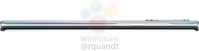 Samsung Galaxy Note 10, ahora en imágenes oficiales 7