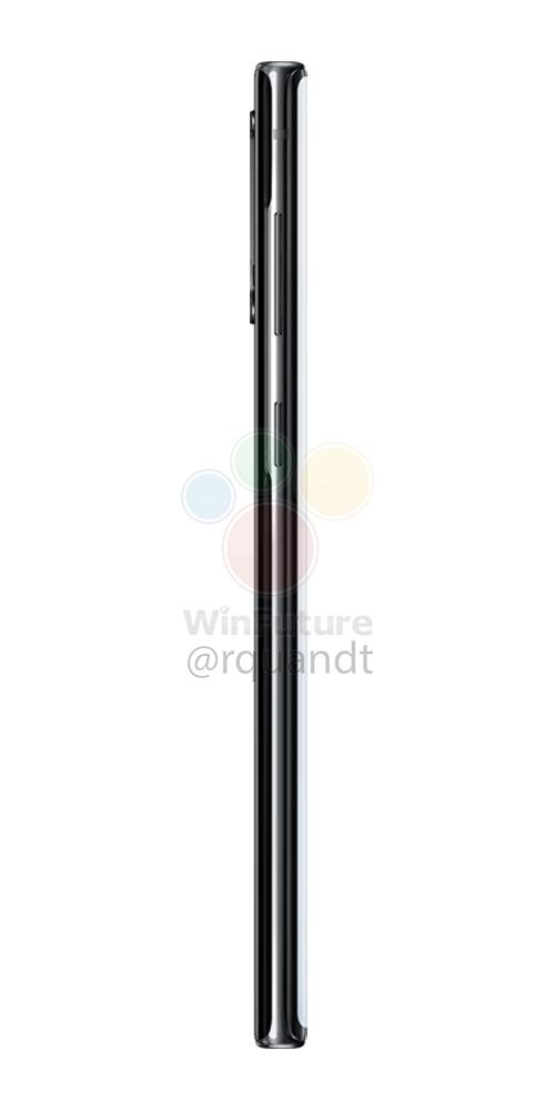 Samsung Galaxy Note 10, ahora en imágenes oficiales 5