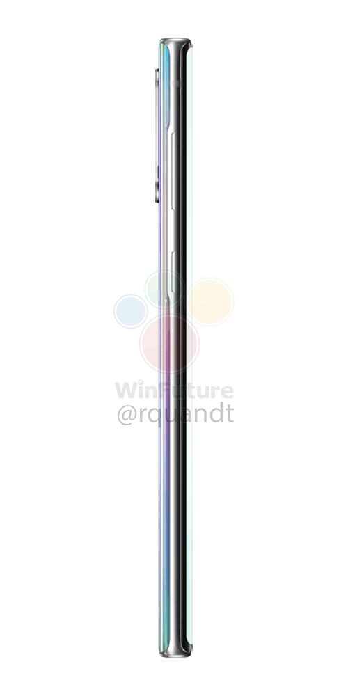 Samsung Galaxy Note 10, ahora en imágenes oficiales 6