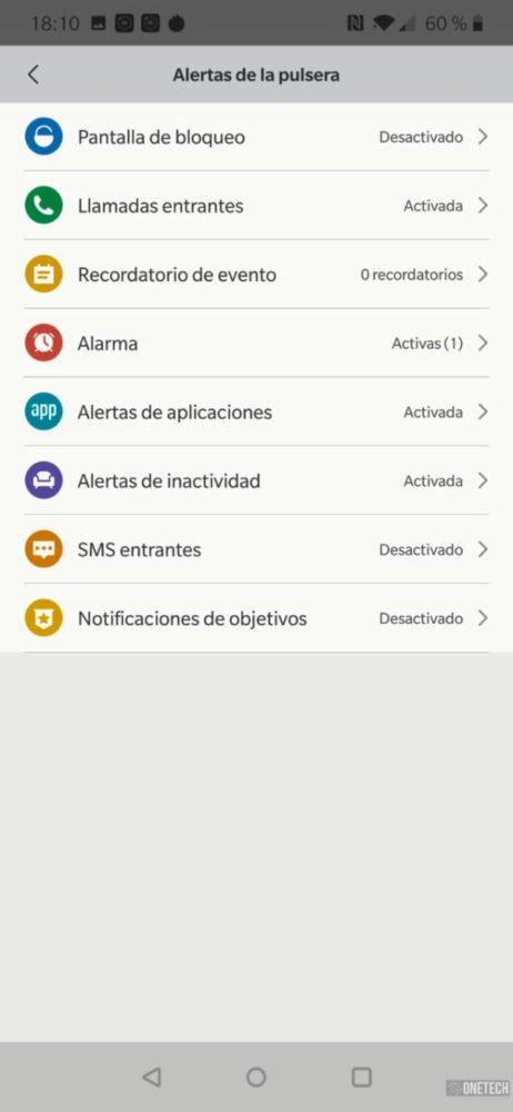 Xiaomi Mi Smart Band 4, análisis a fondo y opinión 16