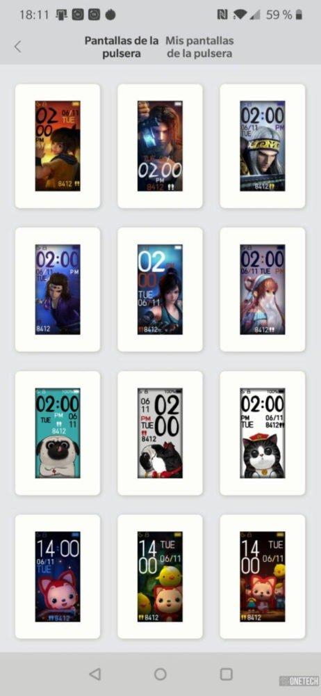Xiaomi Mi Smart Band 4, análisis a fondo y opinión 18