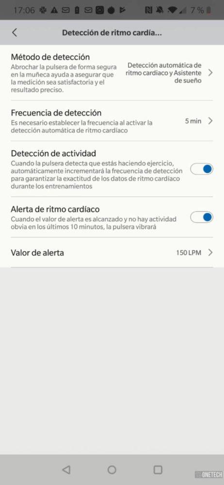 Xiaomi Mi Smart Band 4, análisis a fondo y opinión 19