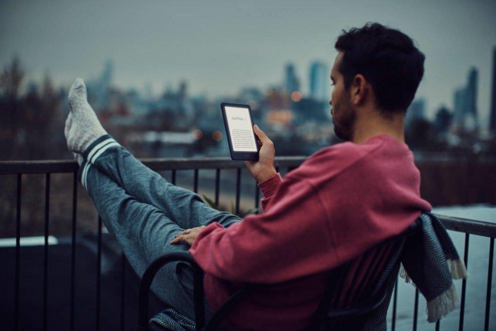 comprar para otros en Kindle