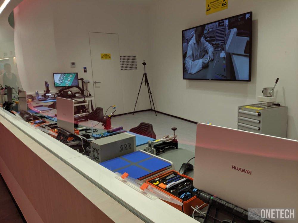 Te mostramos el Espacio Huawei en Madrid, al completo 13