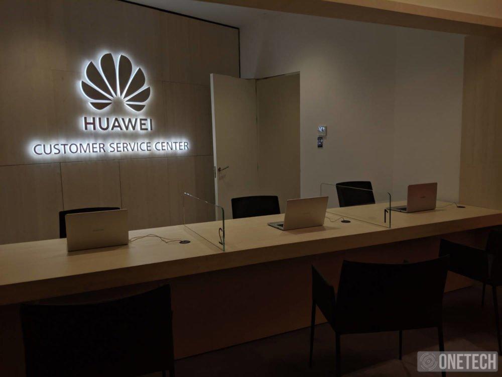 Te mostramos el Espacio Huawei en Madrid, al completo 10