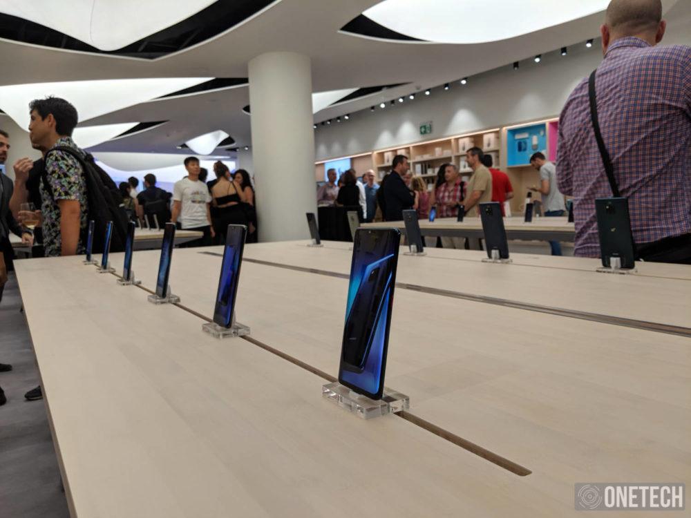 Te mostramos el Espacio Huawei en Madrid, al completo 6