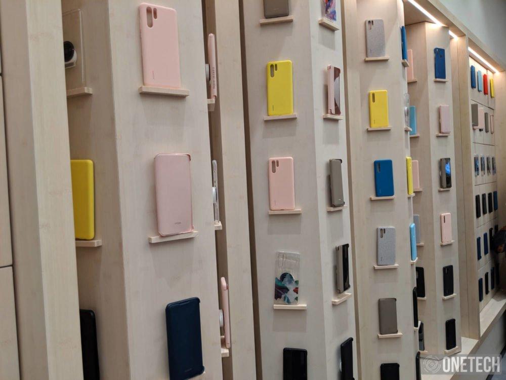 Te mostramos el Espacio Huawei en Madrid, al completo 5