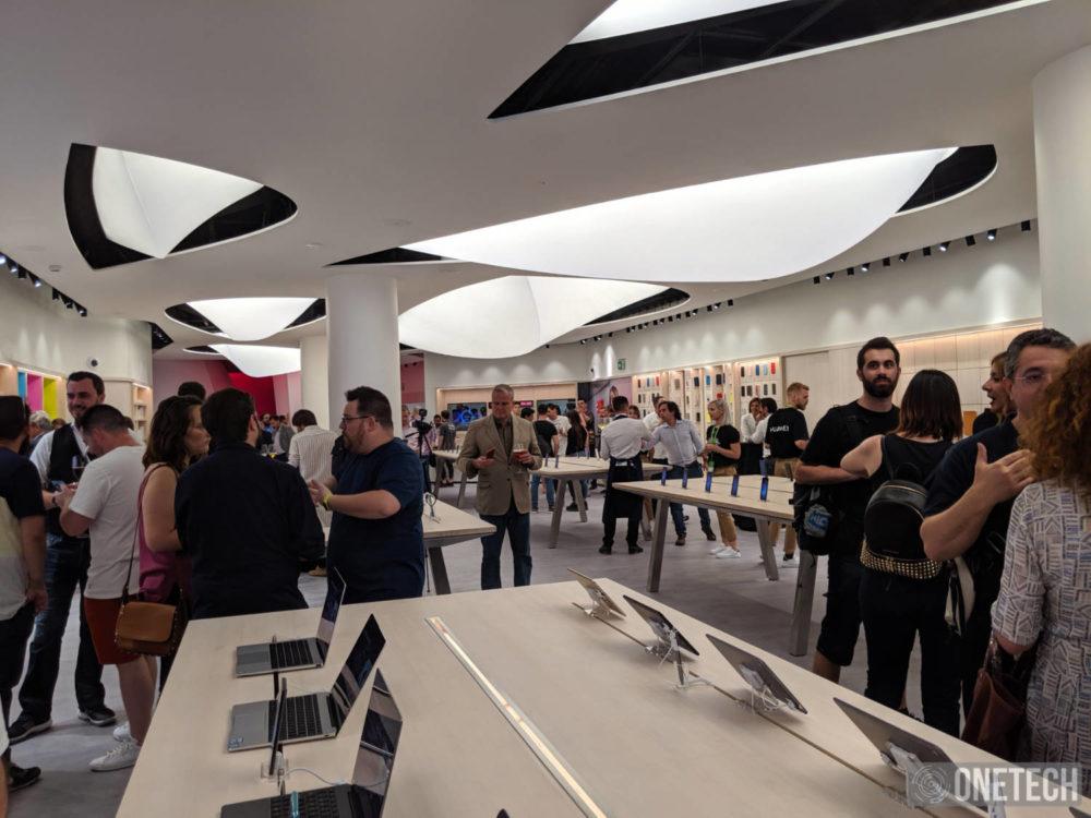Te mostramos el Espacio Huawei en Madrid, al completo 9