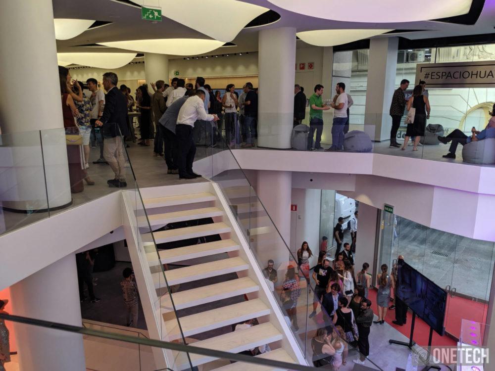 Te mostramos el Espacio Huawei en Madrid, al completo 19