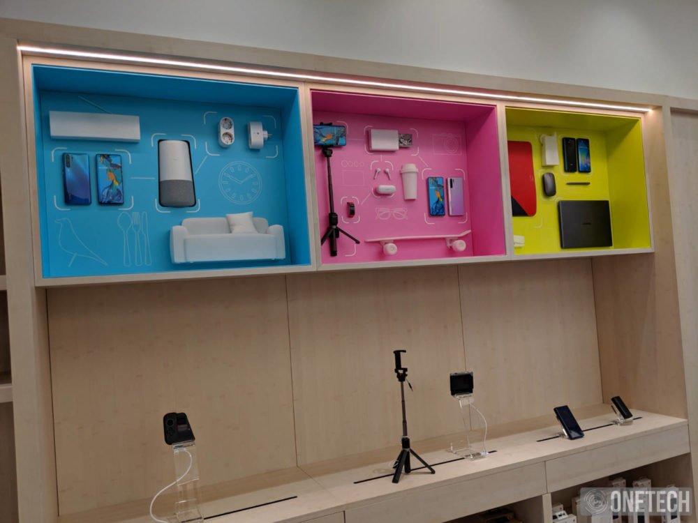 Te mostramos el Espacio Huawei en Madrid, al completo 2