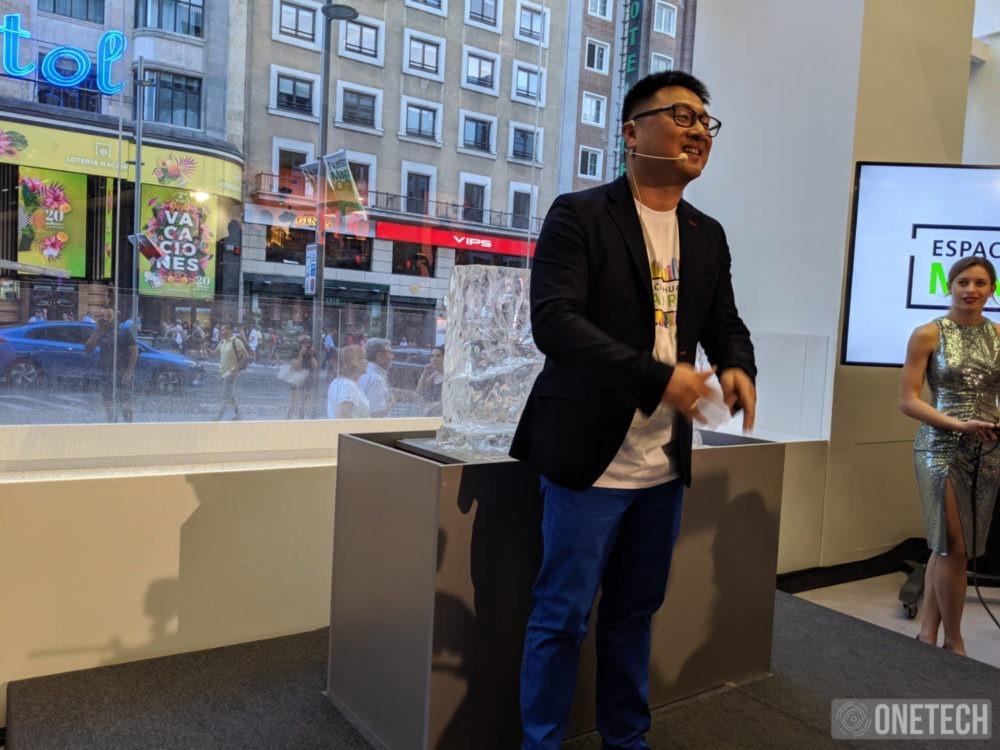 Pablo Wang Espacio Huawei