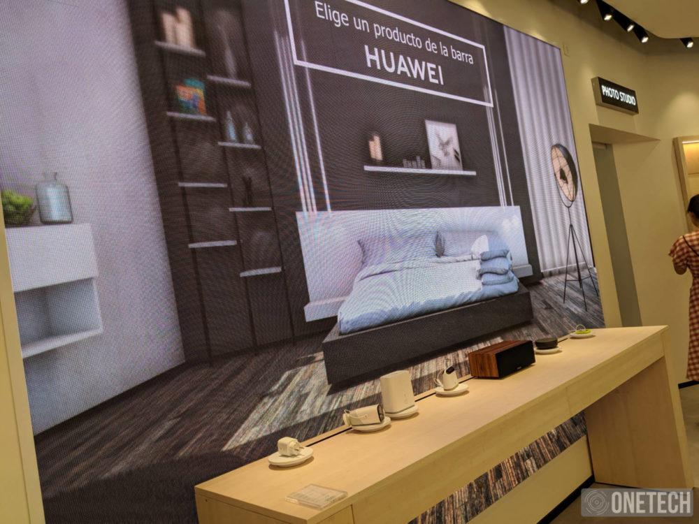 Te mostramos el Espacio Huawei en Madrid, al completo 7