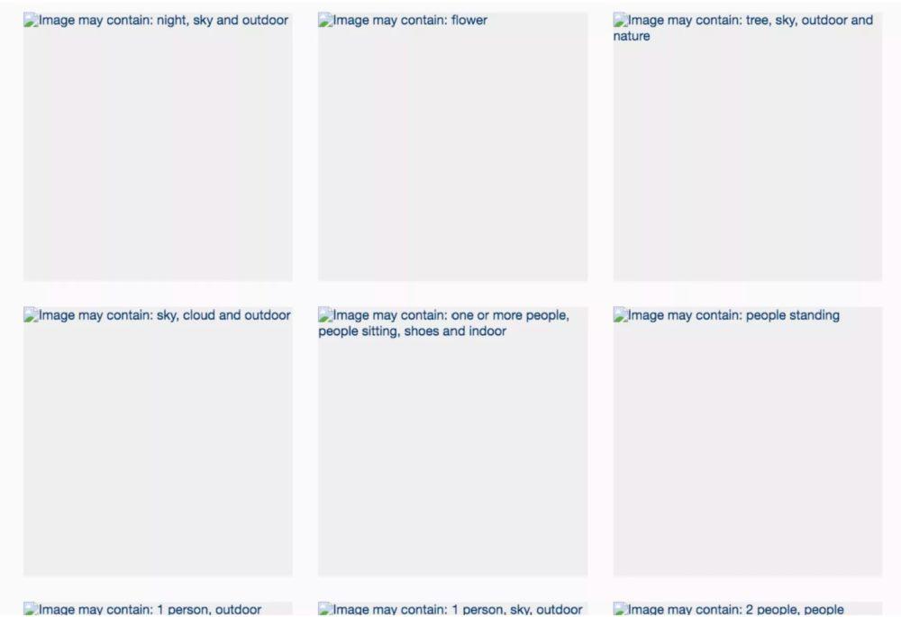 El fallo de los servidores de Facebook muestra sus etiquetas inteligente