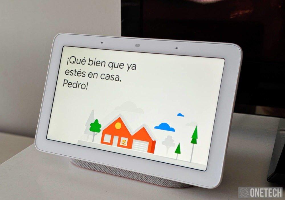 Probamos el Google Nest Hub. Porque en una pantalla todo luce mejor 8