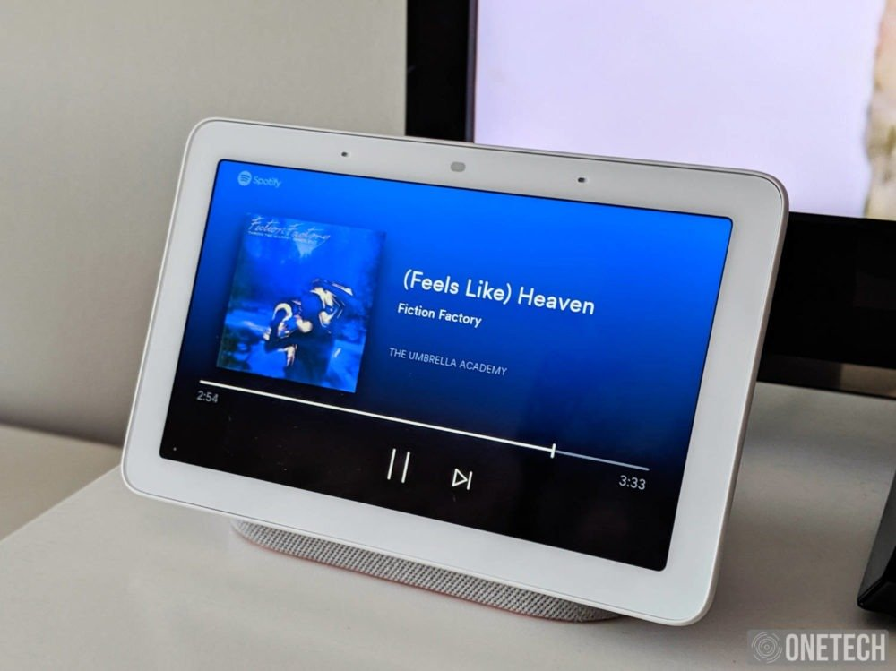 Probamos el Google Nest Hub. Porque en una pantalla todo luce mejor 9