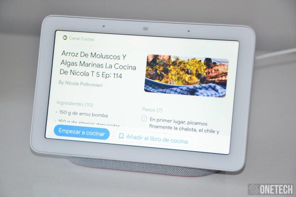 Probamos el Google Nest Hub. Porque en una pantalla todo luce mejor 4