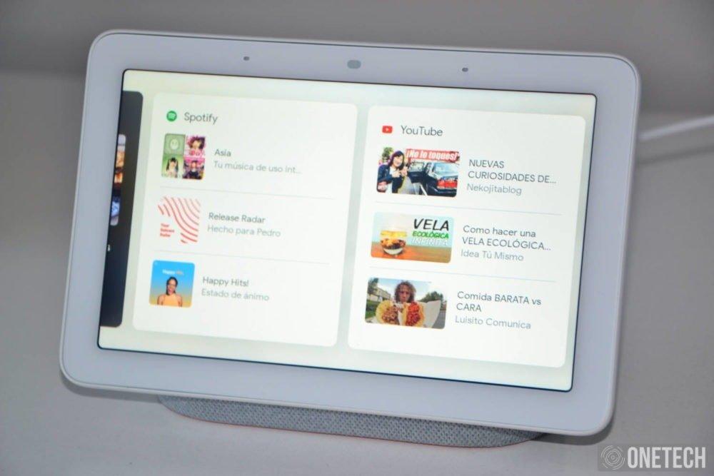 Probamos el Google Nest Hub. Porque en una pantalla todo luce mejor 3
