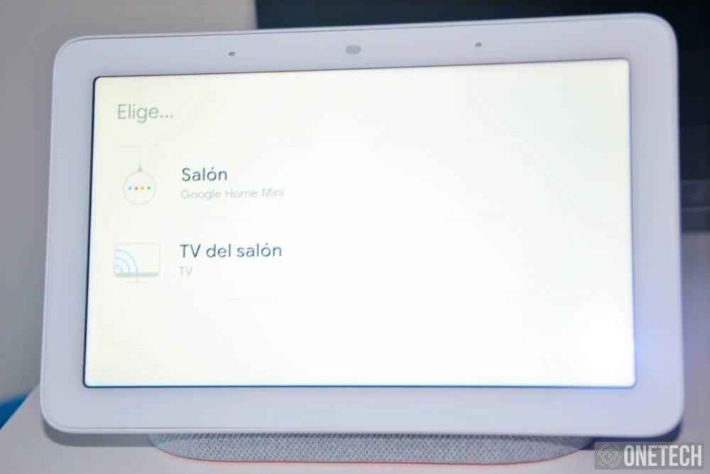 Probamos el Google Nest Hub. Porque en una pantalla todo luce mejor 5