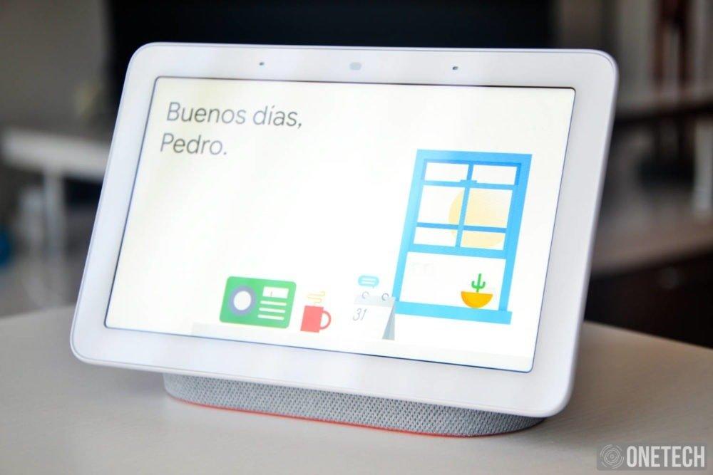 Probamos el Google Nest Hub. Porque en una pantalla todo luce mejor 7