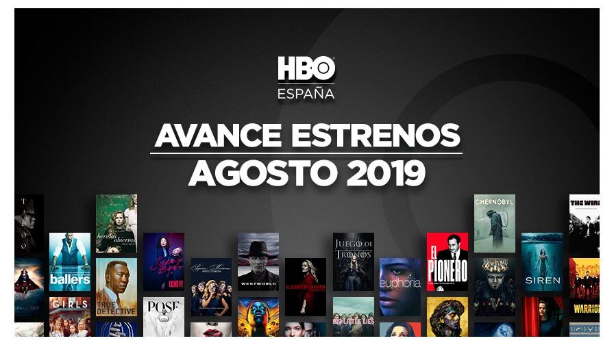 HBO Agosto