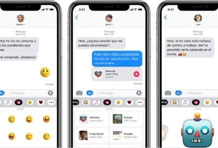 iMessage de Apple