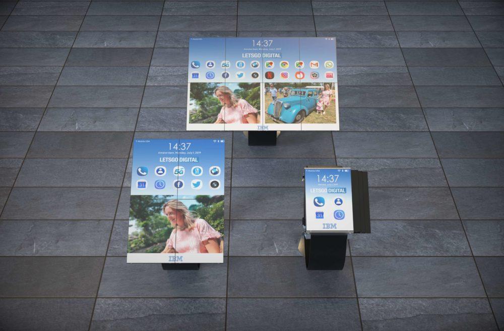 IBM patenta un Smartwatch que se convierte en tablet 1
