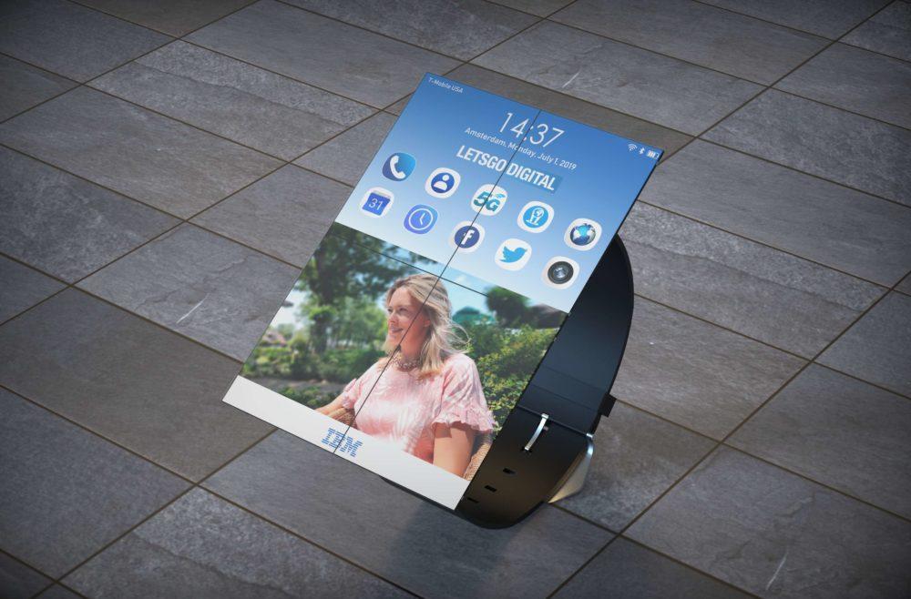 IBM patenta un Smartwatch que se convierte en tablet 3