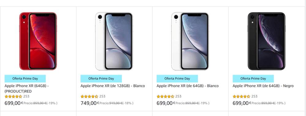 Apple en Amazon Prime Day