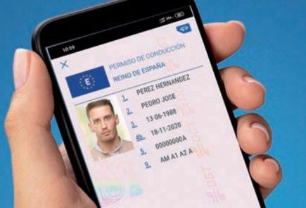 miDGT, la app que te permitirá llevar el carnet de conducir en el móvil 2