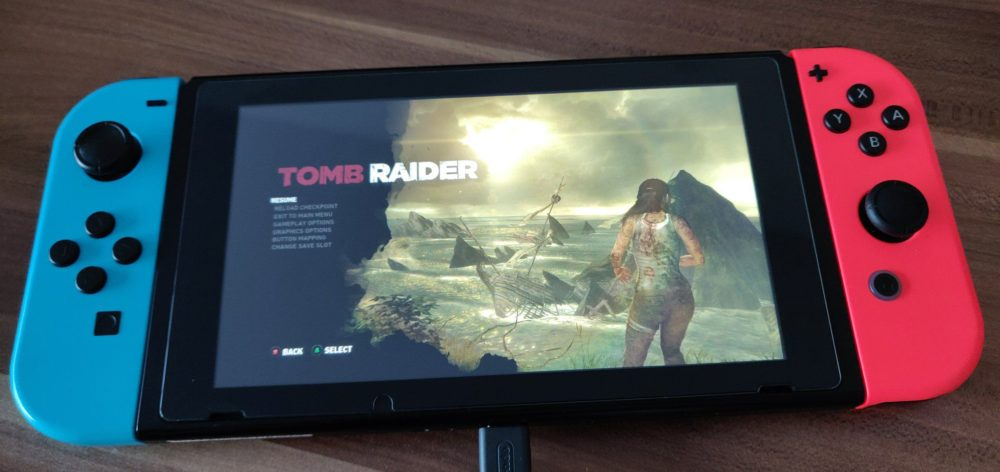 ROM Android para Nintendo Switch