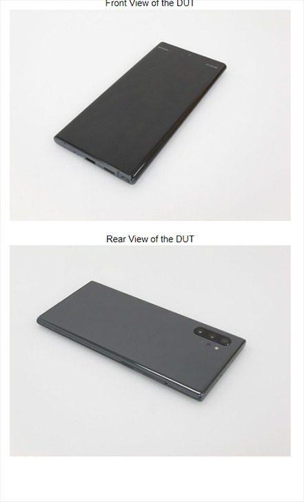 Samsung Galaxy Note 10, posibles precios y primeras imágenes reales 1