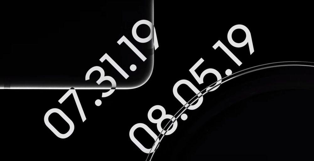 Samsung confirma el lanzamiento del Galaxy Watch y Tab S6