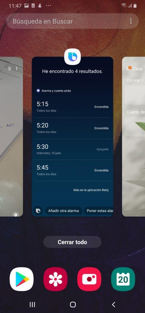 Samsung Galaxy A50, un duro competidor para la gama media - Análisis 15
