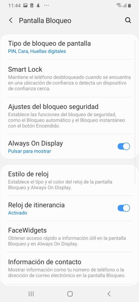 Samsung Galaxy A50, un duro competidor para la gama media - Análisis 10