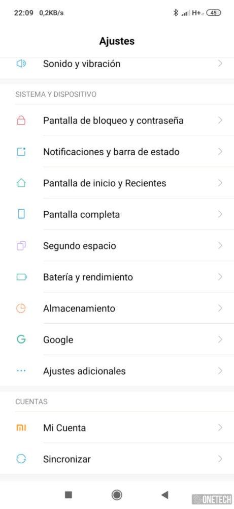 Xiaomi Mi9, analizamos este terminal con mucho que ofrecer 12