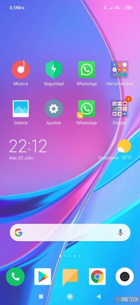Xiaomi Mi9, analizamos este terminal con mucho que ofrecer 16