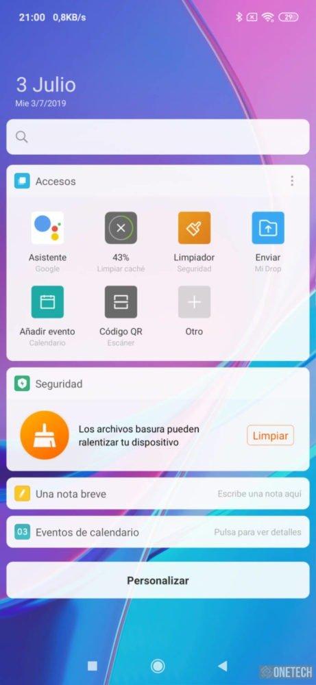 Xiaomi Mi9, analizamos este terminal con mucho que ofrecer 24