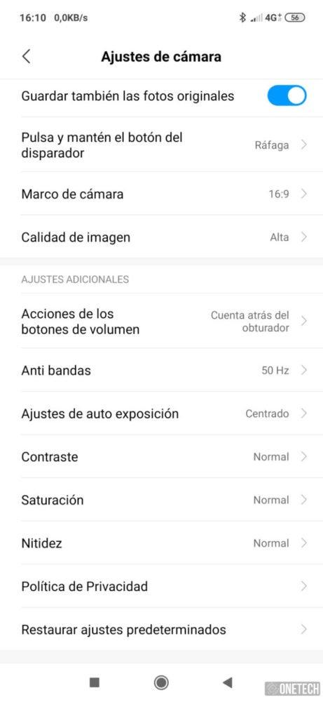 Xiaomi Mi9, analizamos este terminal con mucho que ofrecer 42