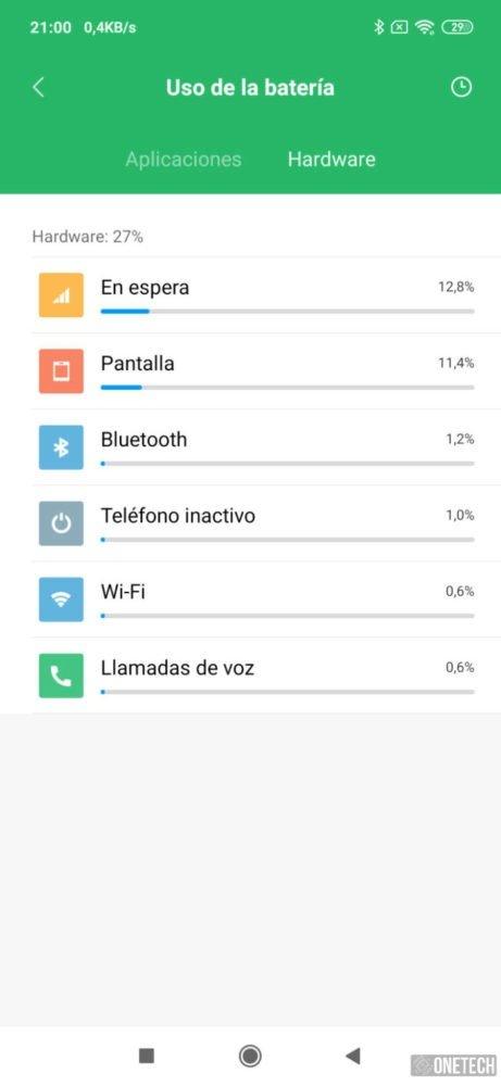 Xiaomi Mi9, analizamos este terminal con mucho que ofrecer 28