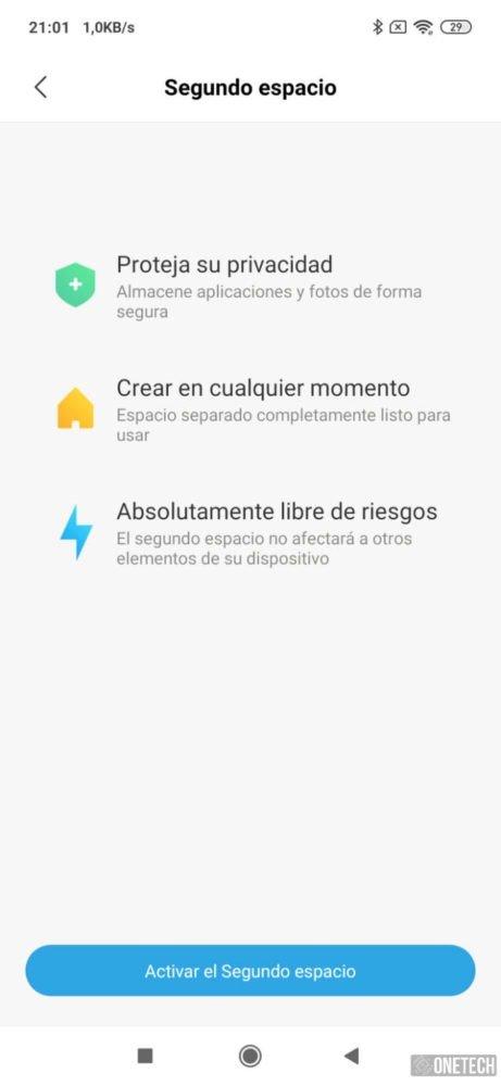 Xiaomi Mi9, analizamos este terminal con mucho que ofrecer 6