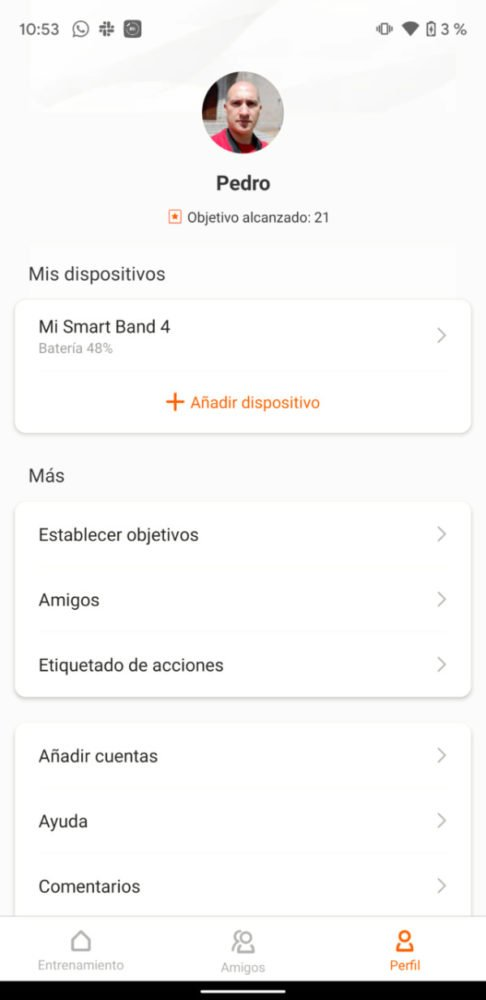 Como cambiar el fondo de pantalla de tu Xiaomi Mi Smart Band 4 2