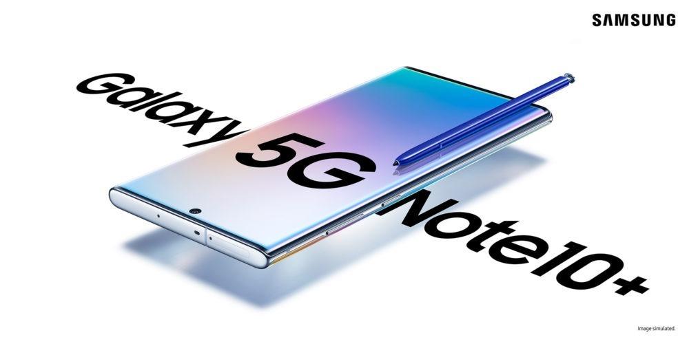 Samsung Galaxy Note 10 y Note 10 Plus, los gigantes de Samsung ya son oficiales 1